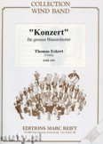 Okładka: Eckert Thomas, Konzert - Wind Band