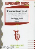 Okładka: David Ferdinand, Concertino - Euphonium