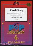 Ok�adka: Jackson Michael, Earth Song - Wind Band