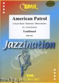 Okładka: Richards Scott, American Patrol (Glenn Miller) - Wind Band