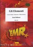 Okładka: Balissat Jean, Gli Elementi - Wind Band