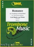 Ok�adka: Weber Carl Maria Von, Romance - Trombone