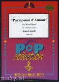 Ok�adka: Lenoir Jean, Parlez-moi d' Amour - Wind Band