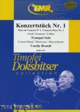 Okładka: Brandt Vassily, Konzertstück Nr. 1 - Trumpet