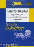Ok�adka: Brandt Vassily, Konzertst�ck Nr. 2 - Trumpet