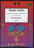 Okładka: Kaempfert Bert, Danke Schön - Wind Band