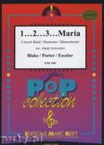 Okładka: Blake Ian, Porter K. C., 1... 2… 3… Maria - Wind Band