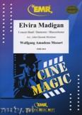 Okładka: Mozart Wolfgang Amadeusz, Elvira Madigan - Wind Band