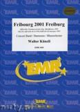 Okładka: Künzli Walter, Fribourg 2001 Freiburg - Wind Band