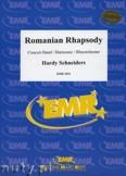 Okładka: Schneiders Hardy, Romanian Rhapsody - Wind Band