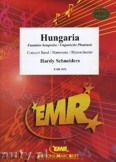 Okładka: Schneiders Hardy, Hungaria - Wind Band