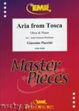 Okładka: Puccini Giacomo, Aria from