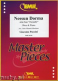 Ok�adka: Puccini Giacomo, Nessun Dorma