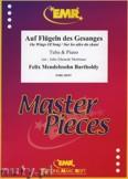 Okładka: Mendelssohn-Bartholdy Feliks, Auf Flügeln des Gesanges - Tuba