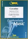Okładka: Saint-Saëns Camille, Cavatine - Euphonium