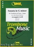 Ok�adka: Corelli Arcangelo, Sonata in g-minor - Trombone