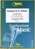 Ok�adka: Corelli Arcangelo, Sonata in g-minor - Euphonium