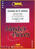 Ok�adka: Corelli Arcangelo, Sonata in G minor for Trumpet and Tuba