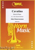 Ok�adka: Demersseman Jules, Cavatina - Horn