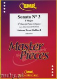Ok�adka: Galliard Johann Ernst, Sonata N� 3 in F major - Tuba