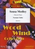 Ok�adka: Tailor Norman, Sousa Medley - Flute