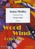 Okładka: Tailor Norman, Sousa Medley - CLARINET