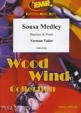 Okładka: Tailor Norman, Sousa Medley - BASSOON