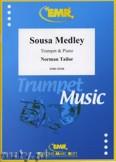 Okładka: Tailor Norman, Sousa Medley - Trumpet