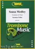 Ok�adka: Tailor Norman, Sousa Medley - Trombone