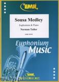 Okładka: Tailor Norman, Sousa Medley - Euphonium