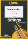 Ok�adka: Tailor Norman, Sousa Medley - Orchestra & Strings
