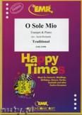 Ok�adka: Richards Scott, O Sole Mio for Trumpet and Piano