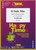 Ok�adka: Richards Scott, O Sole Mio for Bass Trombone and Piano