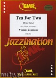 Okładka: Youmans Vincent, La Grande Vadrouille (Tea For Two) - BRASS BAND