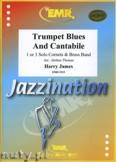Ok�adka: James Harry, Trumpet Blues And Cantabile (3 Cornets) - BRASS BAND