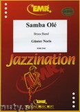 Okładka: Noris Günter, Samba Olé - BRASS BAND