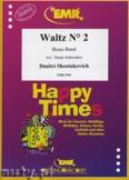 Ok�adka: Szostakowicz Dymitr, Waltz N� 2 - BRASS BAND