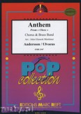 Ok�adka: Andersson Benny, Chess (Anthem) - (Chorus SATB) - BRASS BAND