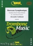 Okładka: Guilmant Alexandre, Morceau Symphonique (Trombone Solo) - Orchestra & Strings