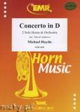 Okładka: Haydn Michael, Concerto in D - Horn