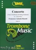 Okładka: Rosetti Francesco Antonio, Concerto (Solo 2 Trb) - Orchestra & Strings