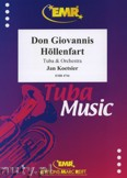 Okładka: Koetsier Jan, Don Giovannis Höllenfart (Solo Tuba) - Orchestra & Strings