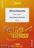 Okładka: Mortimer John Glenesk, Divertimento - BRASS ENSAMBLE