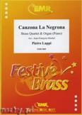 Okładka: Lappi Pietro, Canzon: La Negrona  - BRASS ENSAMBLE