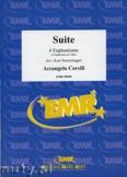 Okładka: Corelli Arcangelo, Suite - Euphonium