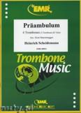 Ok�adka: Scheidemann Heinrich, Pr�ambulum - Trombone