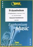 Okładka: Scheidemann Heinrich, Präambulum - Euphonium