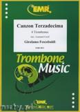 Ok�adka: Frescobaldi Girolamo, Canzon Terzadecima - Trombone