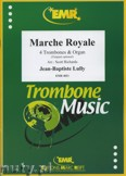 Okładka: Lully Jean-Baptiste, Marche Royale - Trombone