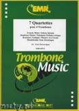 Okładka: Sturzenegger Kurt, 7 Quartette - Trombone